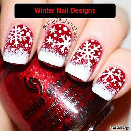 Christmas Winter Cool Snowflake