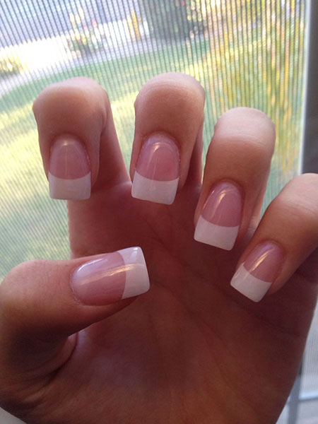 French Acrylic Manicure Basic