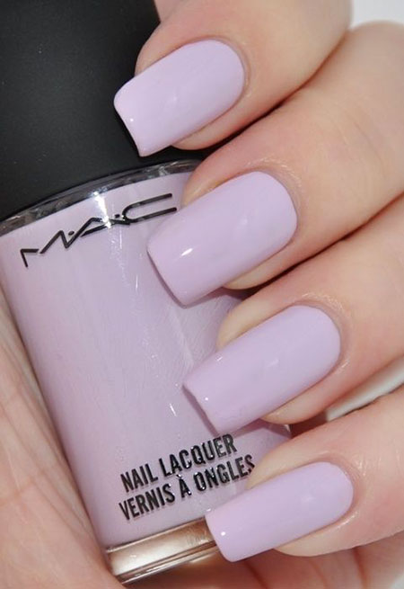 Classy Square Nails, Polish Top High Best