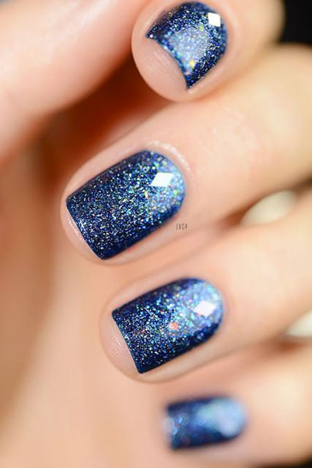 Glittered Colors, Polish Winter Glitter Lacquer