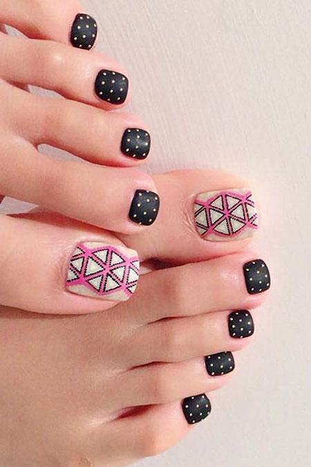 Cute Toe Nails, Toe Toes New Great