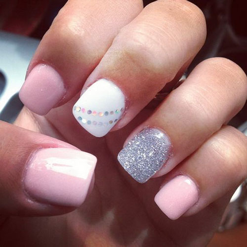 41 Best Winter Nails Design In 2020 Suitable Fashion Ideas For You