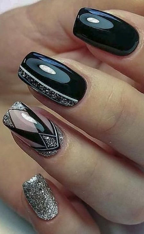 Trendy Fall Nail Colors
