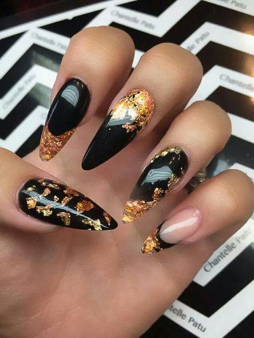 Halloween Nails Gel