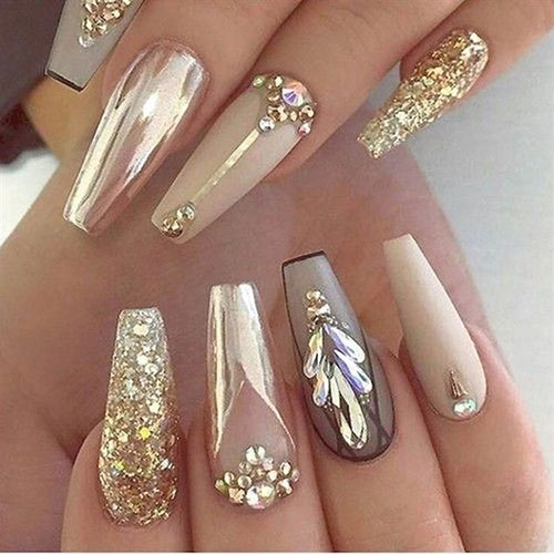 News Years Nails