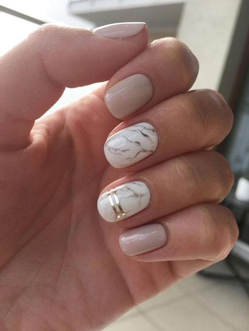 Nails Cute Short