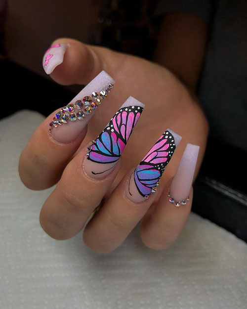 Colorful Nail Designs