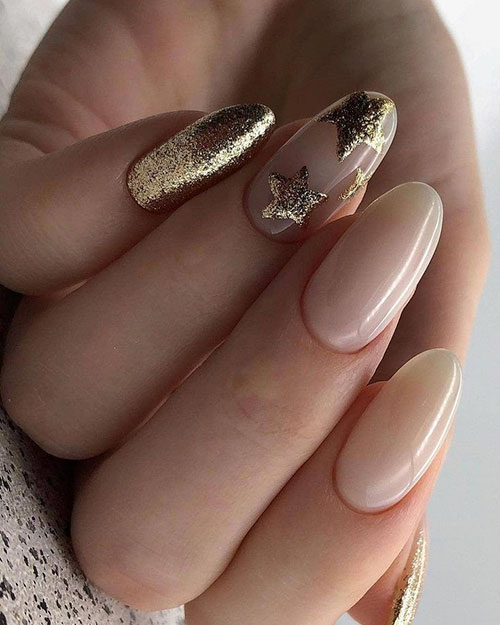 Nail Ideas For New Years Eve