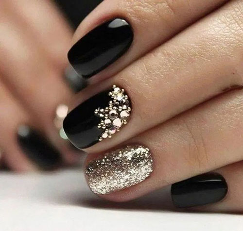 New Years Nail Ideas
