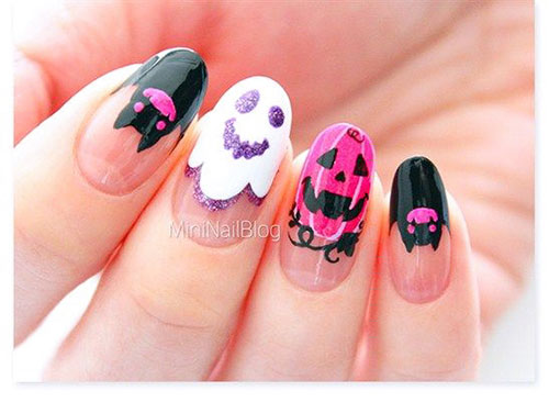 Acrylic Nail Ideas For Christmas