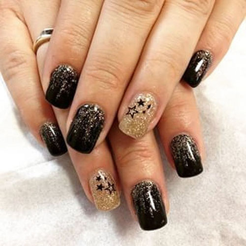 New Years Eve Nail Ideas