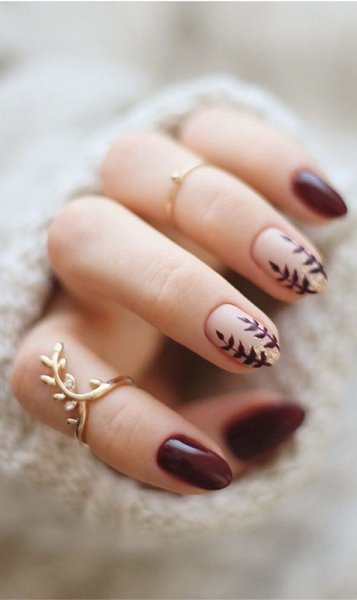 Halloween Gel Nail Ideas