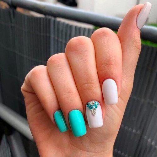 Cute Short Nail Ideas