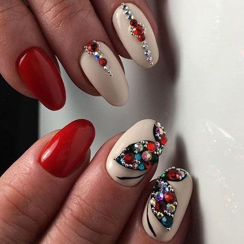 Thanksgiving Nail Designs