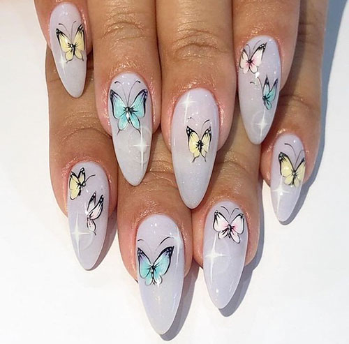 Nail Designs With Stones