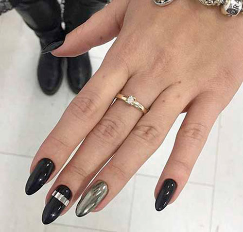 Ideal Nail Shape
