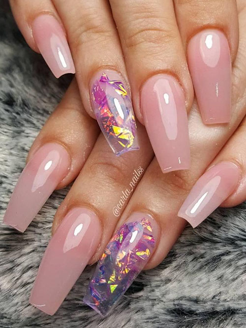 Coffin Nails And Designs