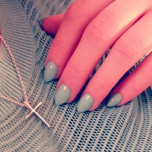 Beautiful Short Nails