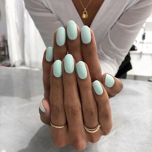 Acrylic Nails For The Summer