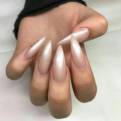 Strongest Nail Shape