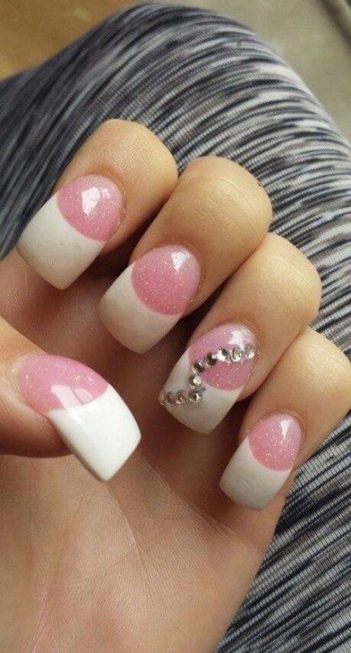 Duck Shape Nails
