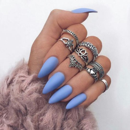 Super Long Nails