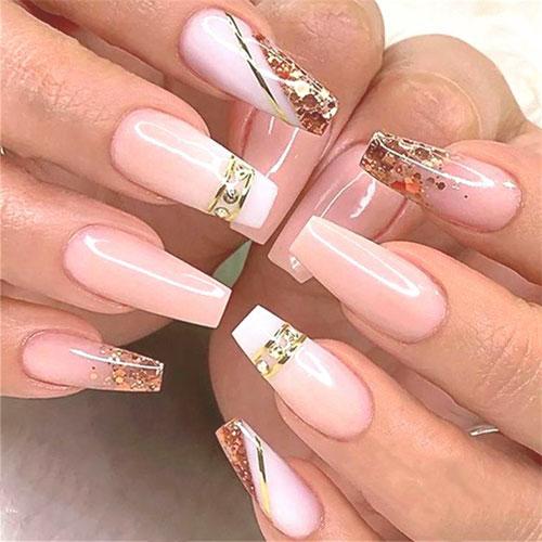 Skinny Ballerina Nails
