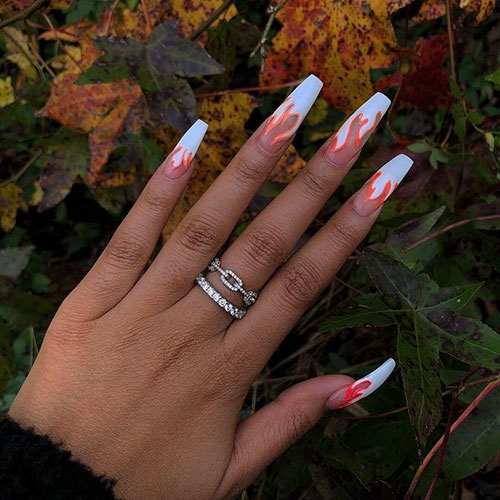 Acrylic Nails Cute Designs