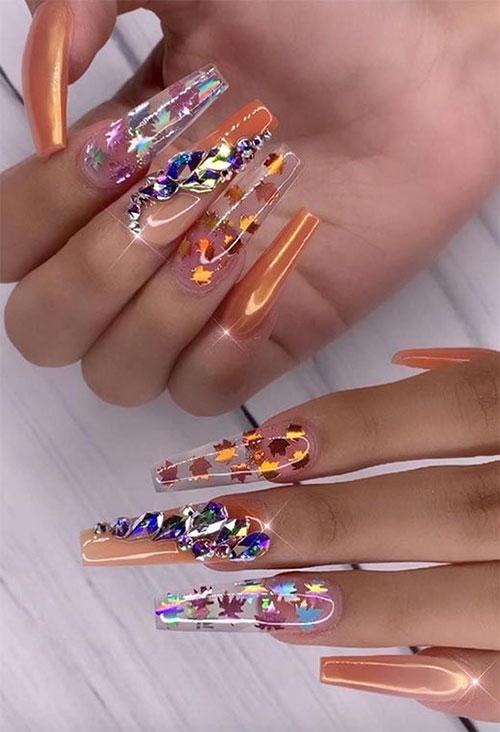 Shape Ballerina Nails