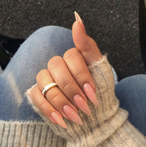 Long Nail Ideas