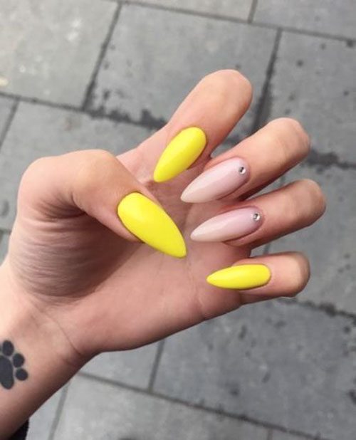 Beautiful Long Nails